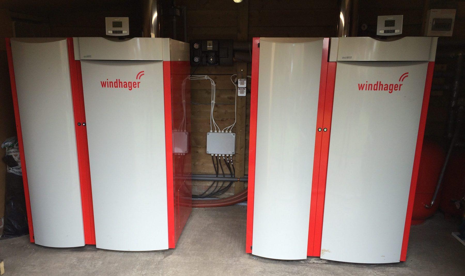 Windhager Biowin XL Wood Pellet Boilers