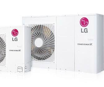 LG Therma V Air Source Heat Pump